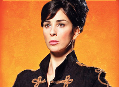 The Origins of Sarah Silverman's Dirty Mouth