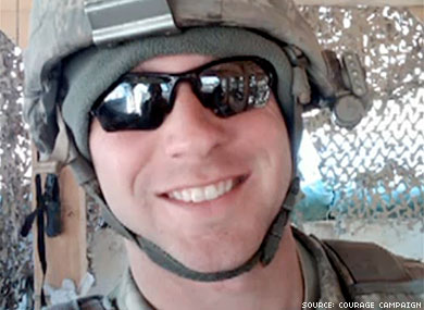 Watch: Moving Tribute to Gay Soldier Killed in Afghanistan