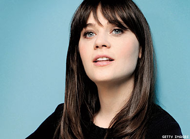 Zooey Deschanel: A to Zooey
