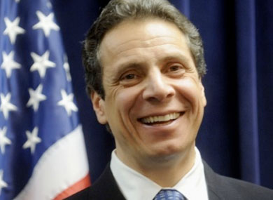 Cuomo Calls for Marriage Equality in 2011
