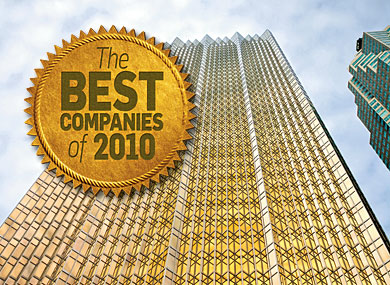 Best Companies of 2010: The Case For a Raise