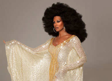 Candis Cayne as Diana Ross