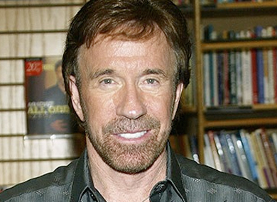 Chuck Norris Thinks Schools Are Too Gay
