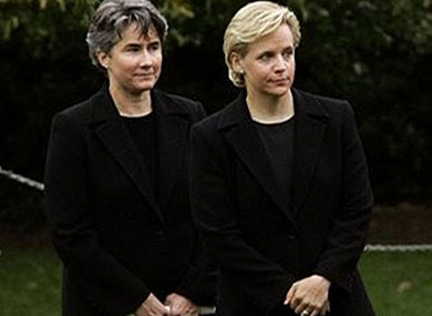 It's a Girl for Mary Cheney and Heather
