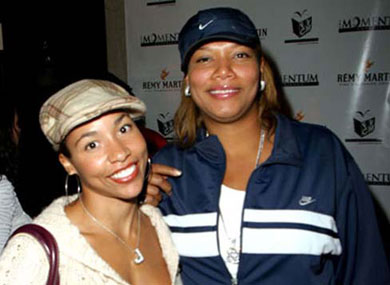 Queen Latifah Buys Home With Trainer