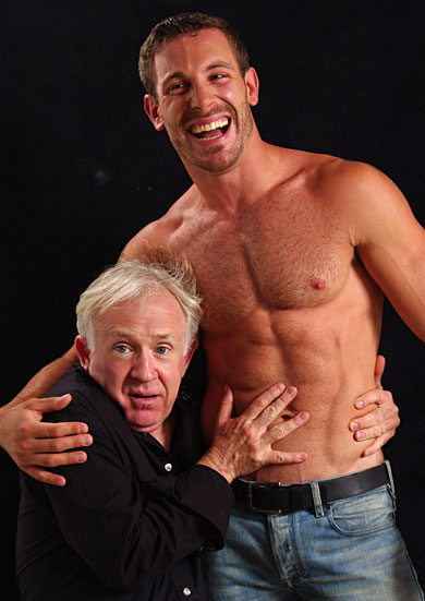 Leslie Jordan: Little Man, Big Buffet