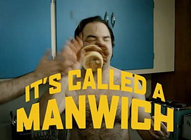 A Manwich to the Face