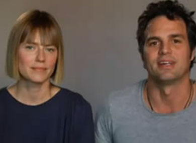 Mark and Sunrise Ruffalo for N.Y. Marriage Equality