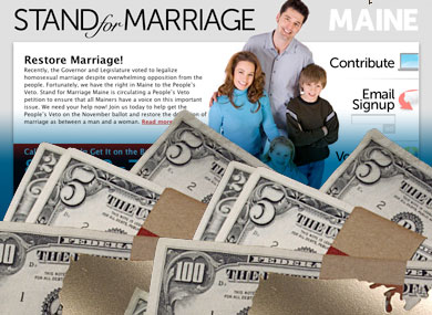 Stand For Marriagex390 2