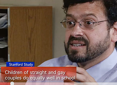 Study: Gay Parenting Does a Kid Good