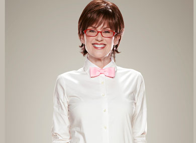 Megan Mullally: Her Lips Are Unsealed