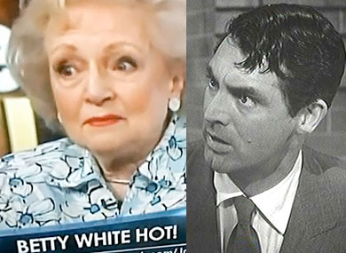 Did Betty White Out Cary Grant?