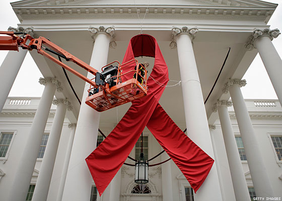 World AIDS Day 2011 in Pictures