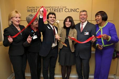 Largest HIV Clinic in NYC Opens Doors