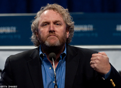 Andrew Breitbart Quits GOProud Over Outing of Perry Adviser