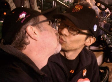 Did SF Giants Host First Same-Sex Kiss Cam?