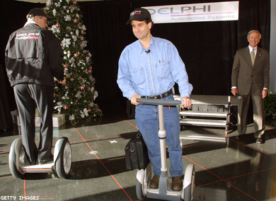 Segway Inventor Joins Fight for Marriage Equality