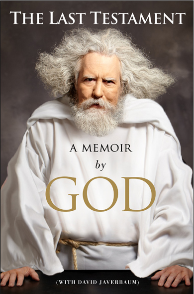 God Tells All in New Book: Adam and Steve's Story