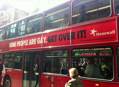 Dueling Bus Ads: Pro-Marriage Versus Ex-Gay