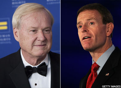 MSNBC's Chris Matthews Sides With Tony Perkins