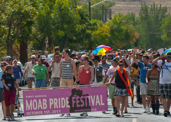 Why Pride Matters in Small Town Moab, Utah