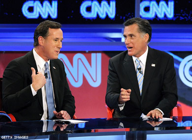 "Mitt Romney Brags, But Won't Say ""Gay"""
