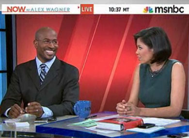 Van Jones: Even If Obama Were Gay, He'd Still Win the Black Vote