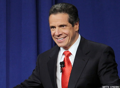 Cuomo Calls for End of DOMA