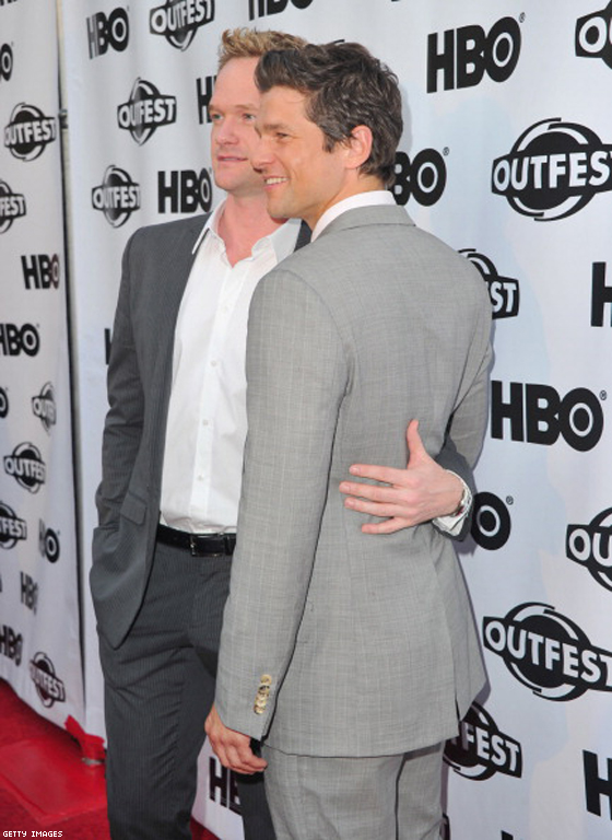 Outfest on the Red Carpet