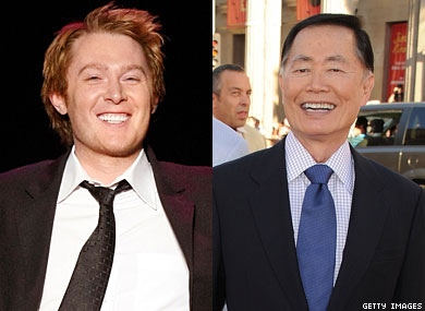 Will Clay Aiken, George Takei Be The Next Celebrity Apprentice