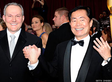 Takei Plans Lobbying Lunch With Trump