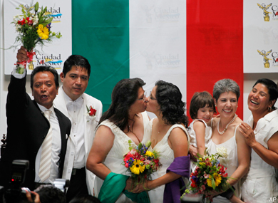 Same-Sex Marriages Legal in Cancun