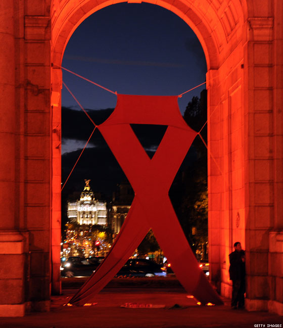World AIDS Day Around the Globe