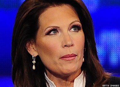 Bachmann Feared Abduction by Lesbian, Ex-Nun