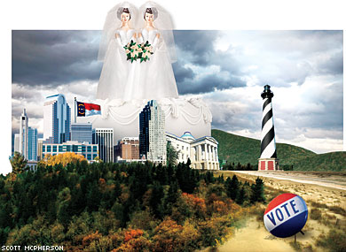 North Carolina: A Ballot Blunder?