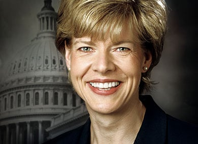 Will Tammy Baldwin Become Antigay Target?