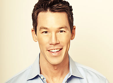 David Bromstad Paints for a Cause