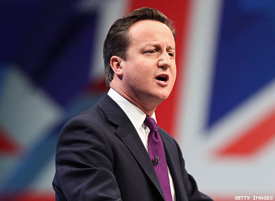 "U.K. Prime Minister: ""I Support Gay Marriage"""
