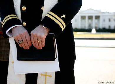 Pentagon Gives Chaplains OK on Same-Sex Weddings