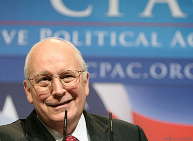 Dick Cheney, Pro-Marriage Equality Lobbyist in Maryland?