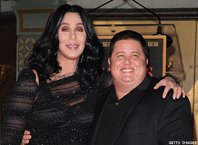 Chaz Confirms Cher Will Attend