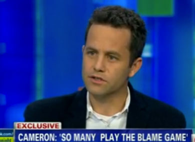 Kirk Cameron: GLAAD's Campaign Against His Antigay Remarks