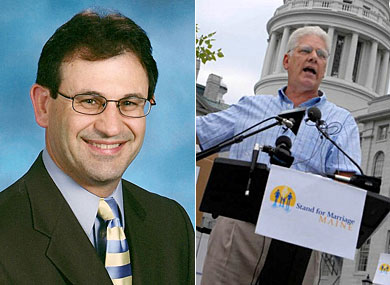 NOM Joins Marriage Equality Fight in Maine
