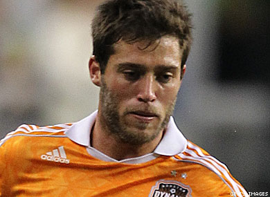 MLS Suspends Colin Clark for Antigay Slur