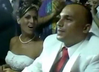Transgender Woman and Gay Man Marry in Cuba