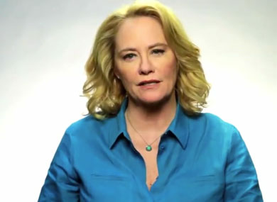 "WATCH: Cybill Shepherd Says ""We All Deserve Marriage Equality"""