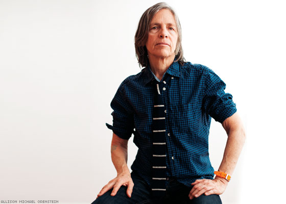 What Poet Eileen Myles Advocates This Month