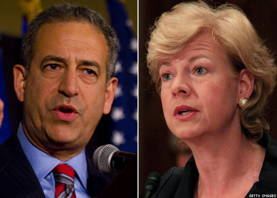 Roadblock Cleared: Feingold Says He Won't Run, So Will Baldwin?