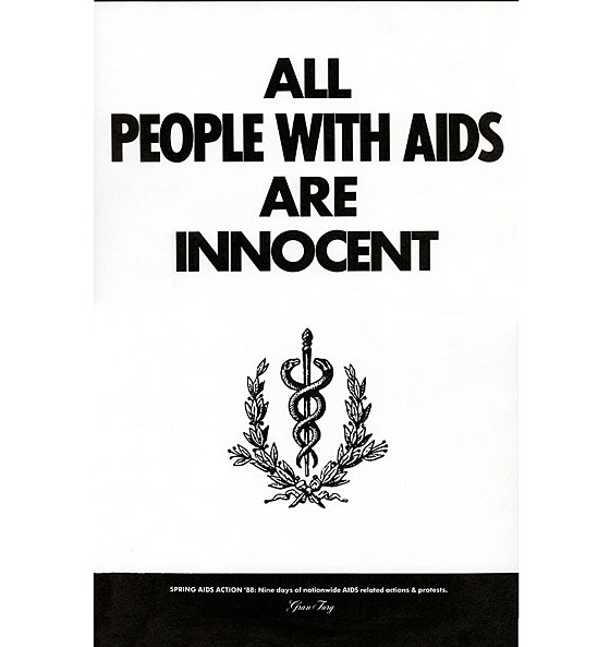 The Wit, Wisdom, and Rage of Gran Fury