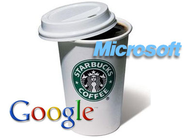 Google, Microsoft, Starbucks Say DOMA Hurts Business